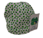 Irish Bundles Shamrock Baby Cap Infant One Size Only